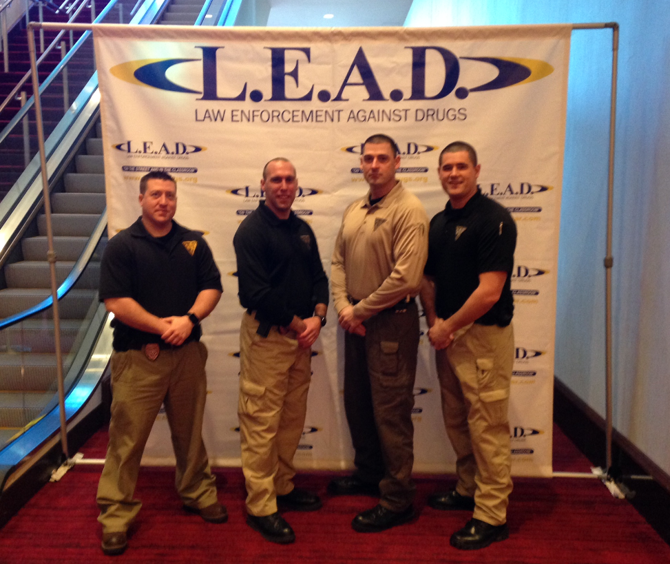 2016 LEAD (Law Enforcement Against Drugs) Conference in